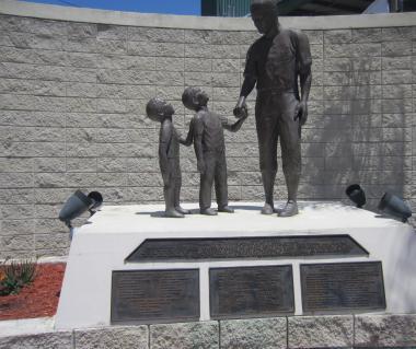 Jacky Robinson Ballpark And Statue Tours