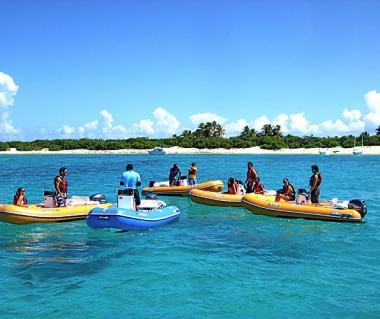 Mini Boat Adventures Tours