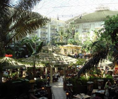 Opryland Hotel Gardens Tours