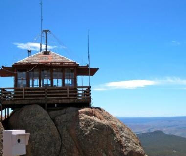 The Fire Watch Tower Tours
