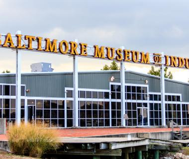 Baltimore Museum Of Industry Tours