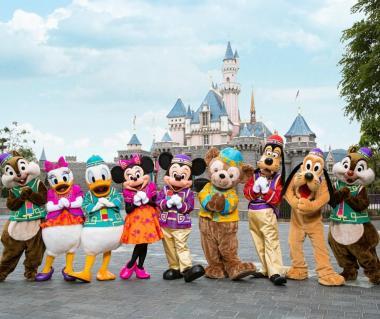 Hong Kong Disneyland Tours