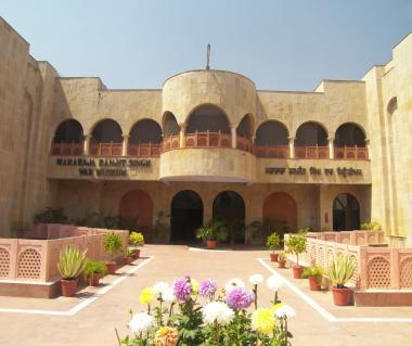 Image result for maharaja ranjit singh museum