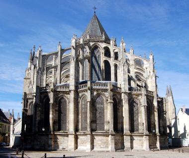 Cathedrale St-gatien Tours