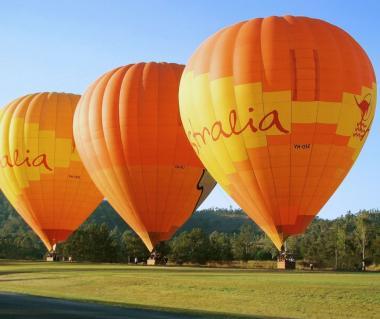 Cairns Hot Air Ballooning Tours