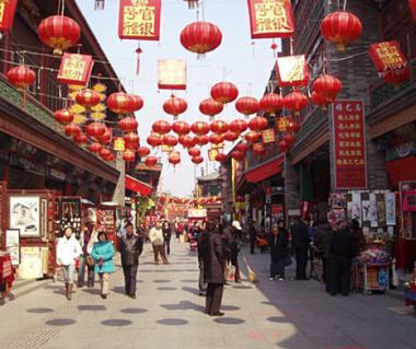 Gu Wenhua Jie Tours