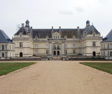 Chateau De Serrant Tours