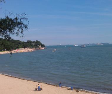 Baicheng Beach Tours Xiamen Ticket Price Timings Triphobo