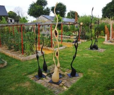 Jardins Rocambole Tours