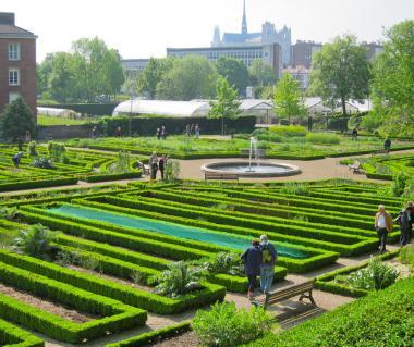 Jardin Des Plantes Tours