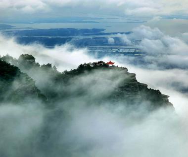 Meiling national scenic area, Nanchang, China, Asia