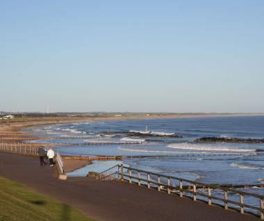 Aberdeen Beach And Queens Links Tours