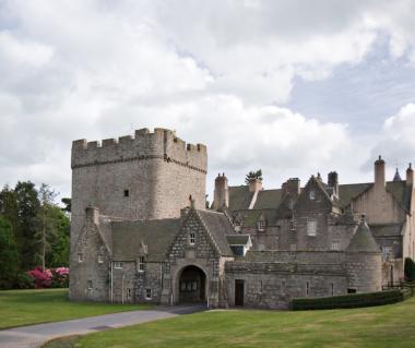 Drum Castle, Garden & Estate Tours
