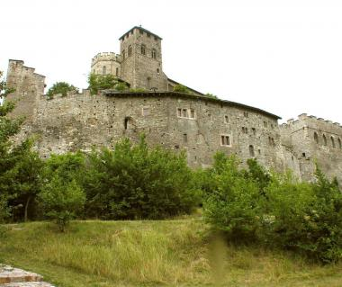 Church-fortress Of Valere Tours