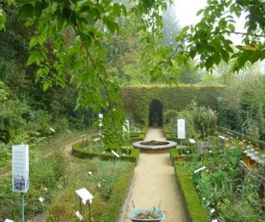 Jardin Botanique De Neuchatel Tours