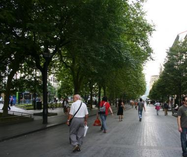 Alameda Del Boulevard Tours