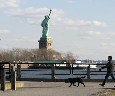 Liberty state park, Jersey City, United states, North america