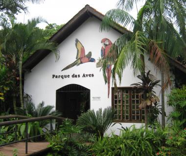 Parque Das Aves Tours
