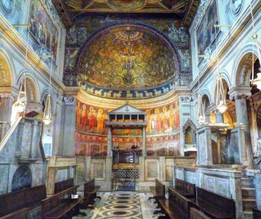 Basilica Of San Clemente Al Laterano Tours