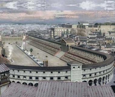 Circus Maximus Tours