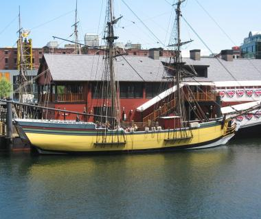 Boston Tea Party Ships And Museum Tours