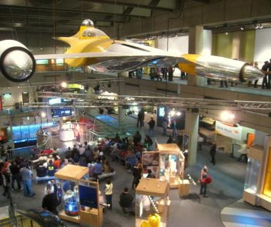 Museum Of Science Tours