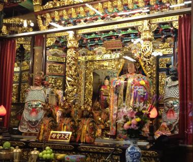 Tianhou Temple Tours
