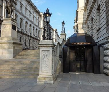 Churchill War Rooms Tours