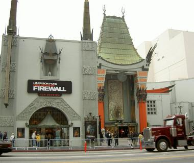 T C L Chinese Theatre Tours
