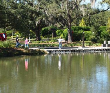The Sydney And Walda Besthoff Sculpture Garden Tours