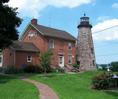 Charlotte Genesee Lighthouse Tours