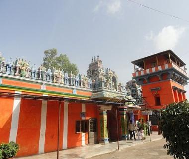 Karmanghat Hanuman Temple Tours