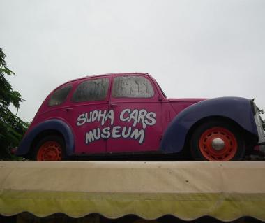 Sudha Cars Museum Tours