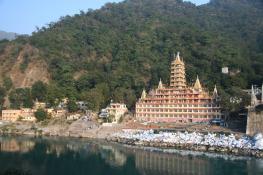 image of rishikesh