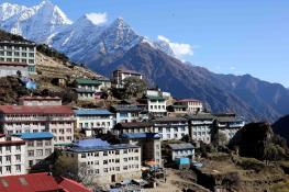 Kathmandu, Central Region, Nepal