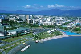 image of cairns