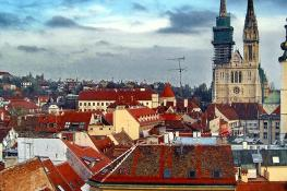 Zagreb, Grad Zagreb, Croatia