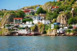 St. Johns, Newfoundland And Labrador, Canada