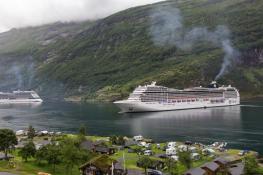 Geiranger, Møre Og Romsdal, Norway