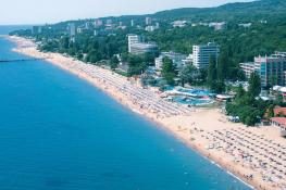 Sunny Beach, Burgas, Bulgaria