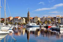 Sanary-sur-mer, Provence-Alpes-Cote D'Azur, France