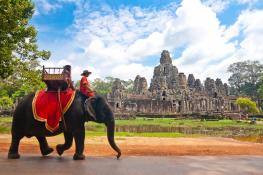 Siem Reap, Siem Reap Province, Cambodia