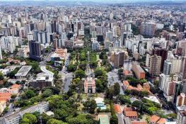 Belo Horizonte, State Of Minas Gerais, Brazil, South America