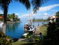 Vuda Point Marina Fiji