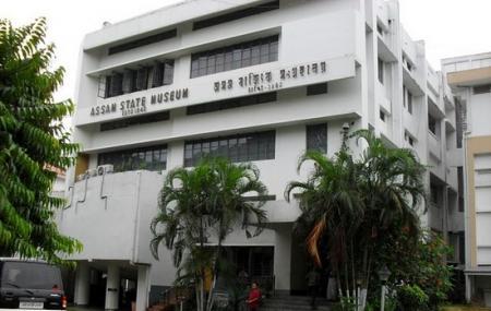 Assam State Museum Image