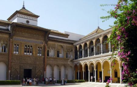 The Alcazar Of Sevilla Image