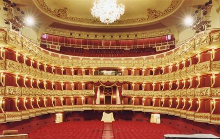 Teatro Filarmonico, Verona | Ticket Price | Timings | Address ...