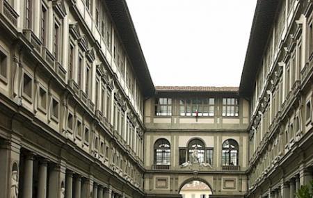 Uffizi Gallery Image