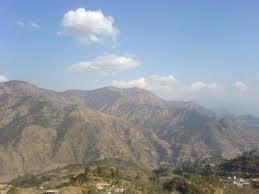 Jakhu Hill Image