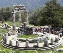 The Sanctuary Of Apollo Image